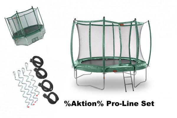 Avyna Pro-Line Trampolin Set 425cm